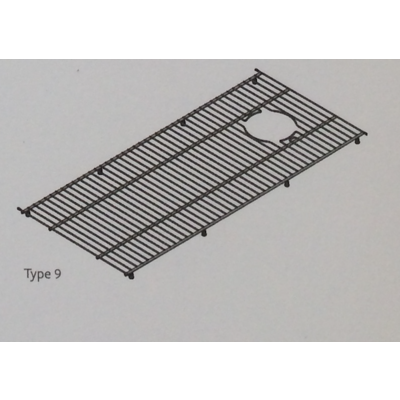 Shaws sink grid type 9