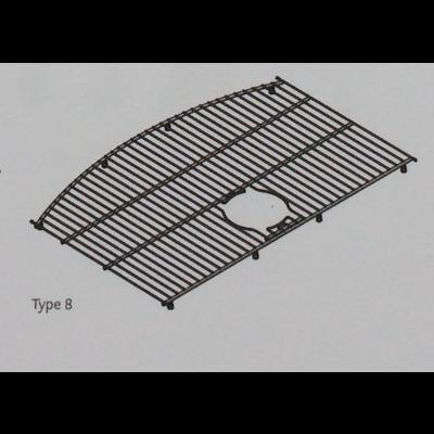 Shaws sink grid type 8
