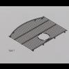 Shaws Shaws sink grid type 7