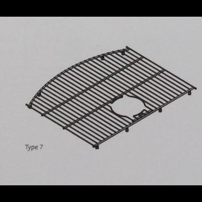 Shaws sink grid type 7