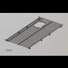 Shaws Shaws sink grid type 6