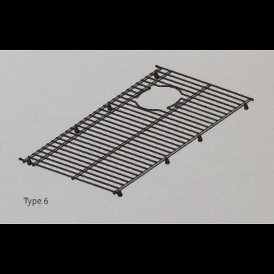 Shaws sink grid type 6