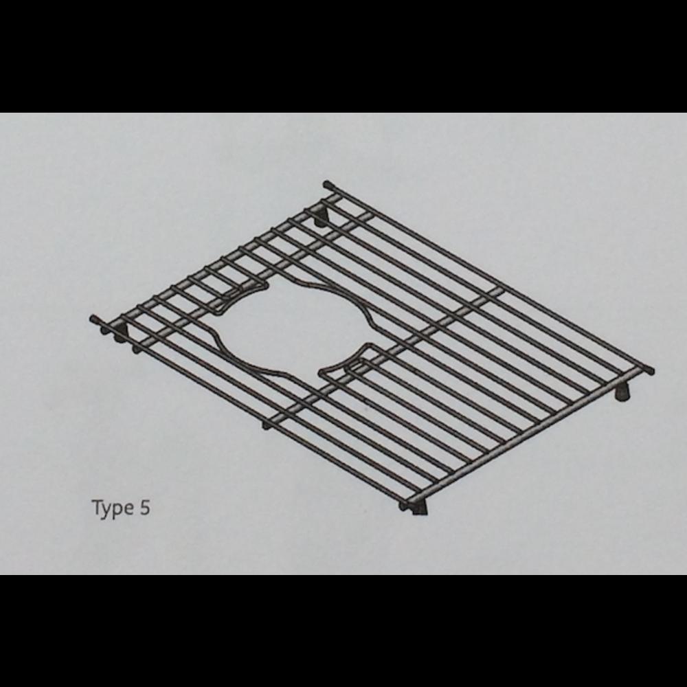 Shaws Shaws sink grid type 5