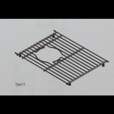 Shaws sink grid type 5