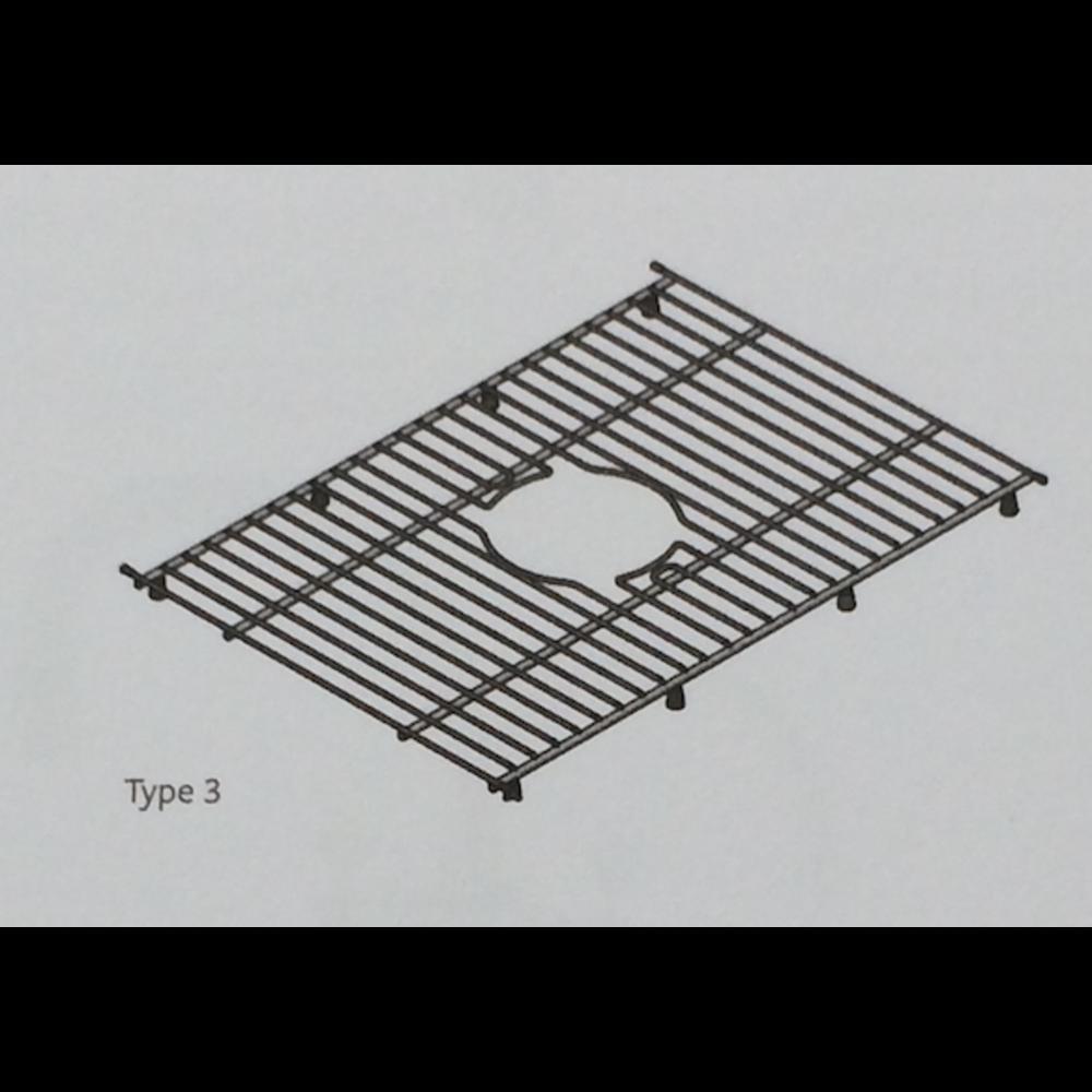Shaws Shaws sink grid type 3