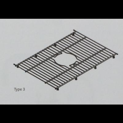 Shaws sink grid type 3