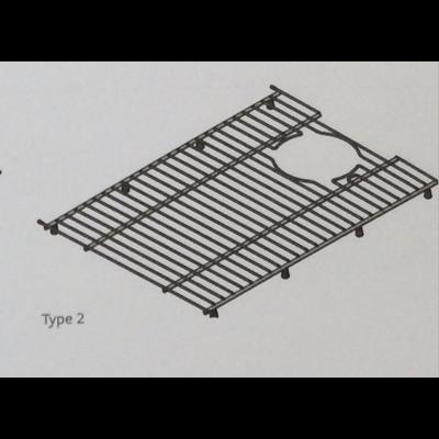 Shaws sink grid type 2