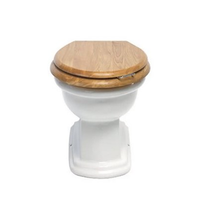 Bergier Wand-WC Standmontage
