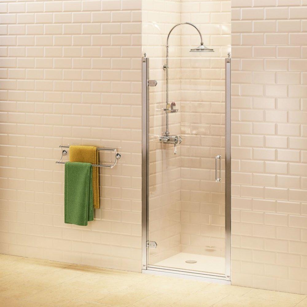Burlington BU shower doors
