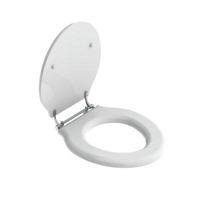 Classic Wit toiletzitting LB7241