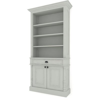 Victorian tall cabinet K100