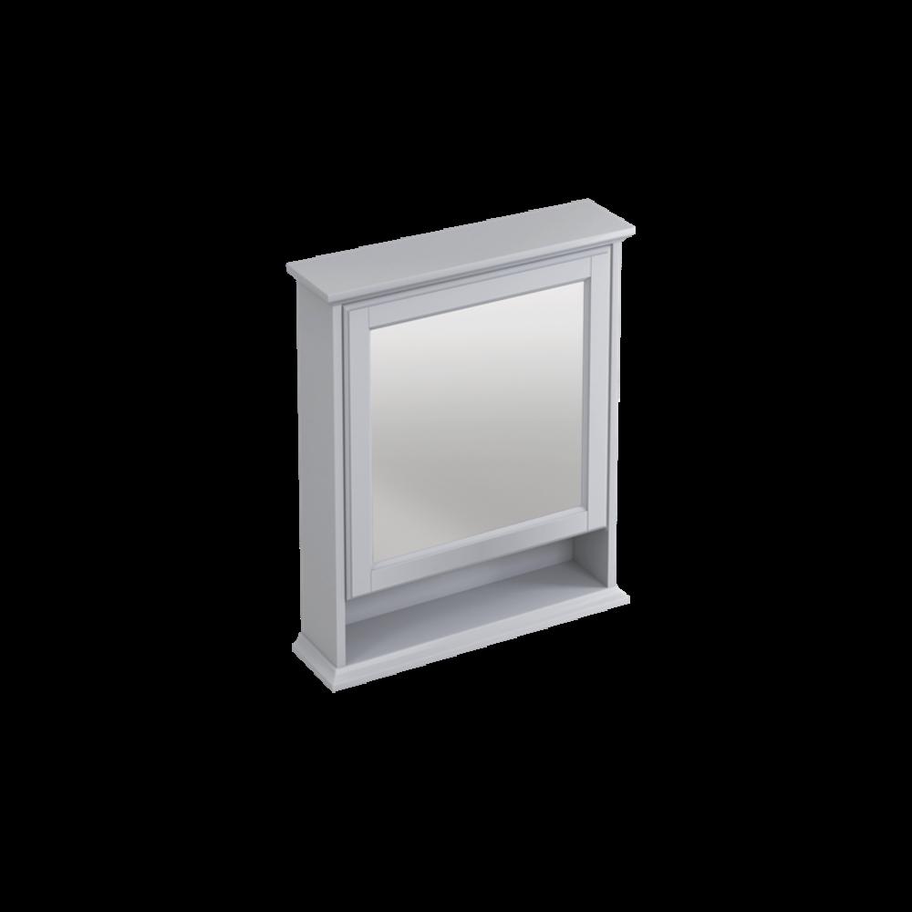 BB Edwardian 60cm spiegelkast met soft-close deur en planchet SM6015