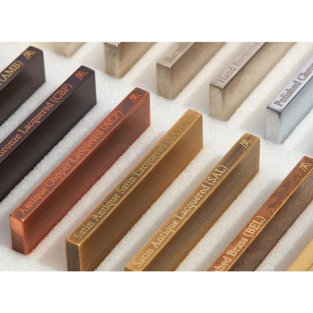 Armac Martin AM finish sample chip