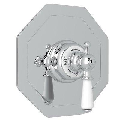 Victorian White Unterputz-Duschthermostat 5585