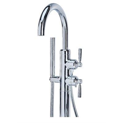 Langbourn freestanding bath shower mixer E.3990
