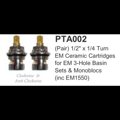LB 1/2IN ceramic cartridges PTA002