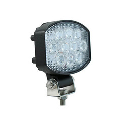LED Werklamp | 15 watt | 2000 lumen | 12-24v | 40cm. kabel kabel