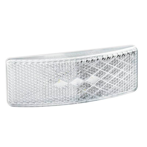 LED Autolamps  LED markeringslicht wit | 12-24v | 35cm. kabel