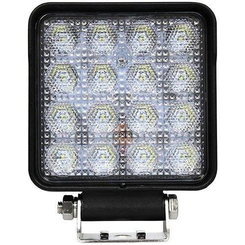 TRALERT® LED R23 Werklamp   IP69K   2520 lumen   24 watt   9-30v  