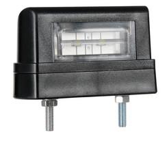 LED kentekenverlichting  | 12-36v | Hoog model
