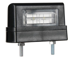LED license plate light | 12-36V | high model