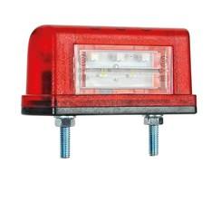 LED-Kennzeichenleuchte | 12-36V |
