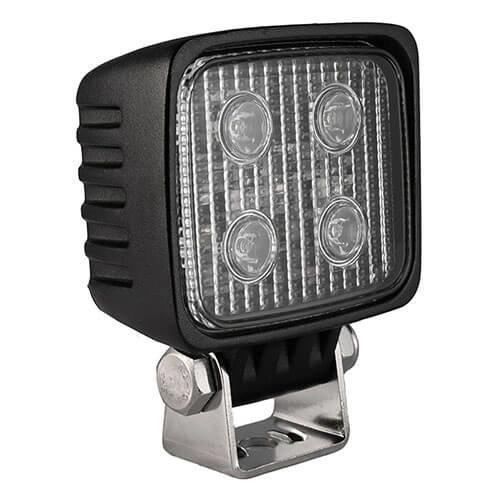 Mini Werklamp   12-24v   40cm. kabel