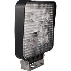 Flache LED arbeitsscheinwerfer | 1250 Lumen | 9-33V |