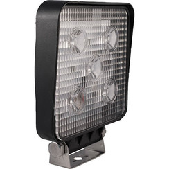 Flat LED Work light | 1250 lumens | 9-33v |