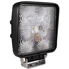 LED Werklamp | 1500 lumen | 9-36v | 40cm. kabel