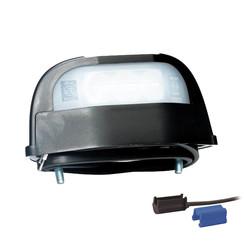 LED Kentekenverlichting  | 12-36v | volt 0,75mm² connector