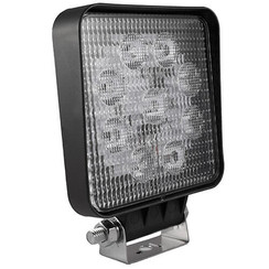 Flache LED arbeitsscheinwerfer | 1710 Lumen | 12-24V |