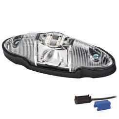 LED Begrenzungsleuchten Compact | 12-36V | Volt 50cm. Kabel