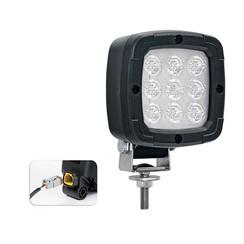 ADR LED Arbeitsscheinwerfer | 13,5 Watt | 1700 Lumen | 12 - 55V | 150cm. Kabel