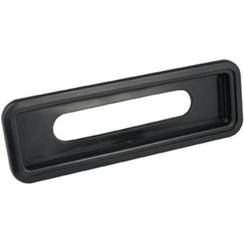 Black grommet TBV 135 Series