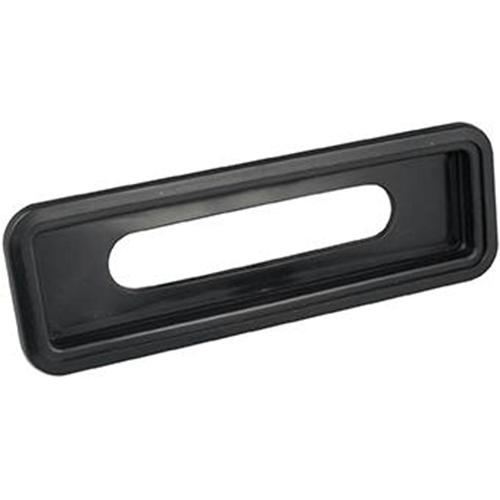 Zwarte grommet t.b.v. 135 Series