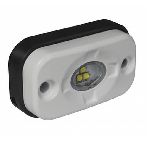 Gummimontagehalterung dient Begrenzungsleuchte 7705BM