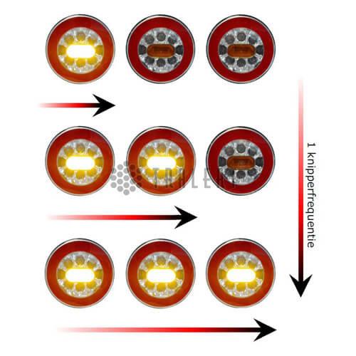 Dynamic Indicator Module 24v