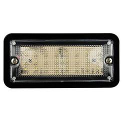 LED Innenraumleuchte schwarz 24v, kaltes weißes Licht