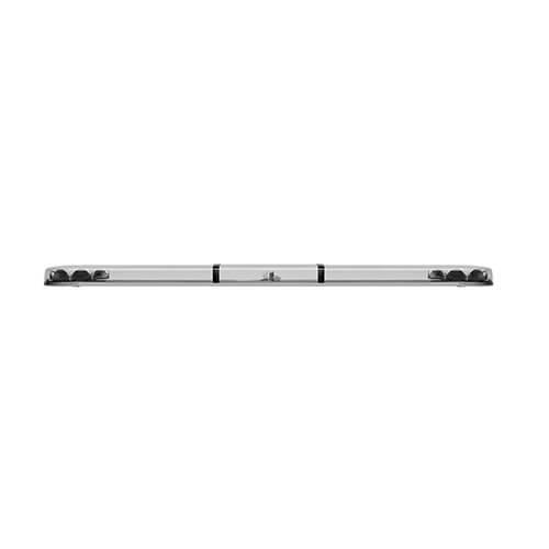 ElectraQuip  R65 LED zwaailampbalk transparante lens met 2 LED modules 1524mm   10-30v  