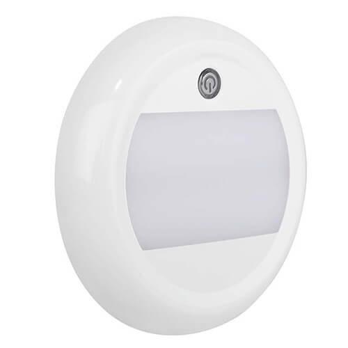 LED binnenverlichting met touchschakelaar  13cm.  | 12-24v | 4500K