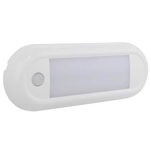 LED binnenverlichting met bewegingssensor 18cm.  | 12-24v | 4500K
