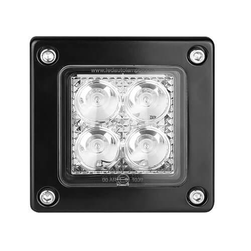LED Autolamps  LED achteruitrijlamp   12 watt   660 lumen    12-24v   ECE-R23