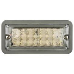 LED interieurverlichting | grijs | 12v | koud wit