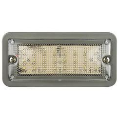 LED interieurverlichting | grijs | 24v | koud wit