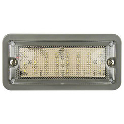 LED interior light | gray | 24v | cold white