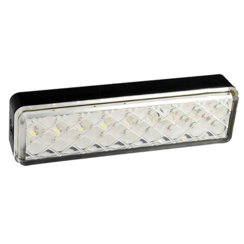 LED achteruitrijlamp slimline  | 12-24v | 0,18m. kabel