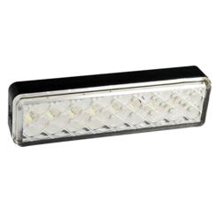 LED-Rückfahrlicht Slimline | 12-24V | 0,18 M. Kabel