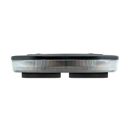 LED zwaailampbalk R65   251mm,   10-30v    magneet-montage