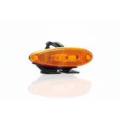 LED Umrissleuchten Gelb | 12-24V | 50cm. Kabel